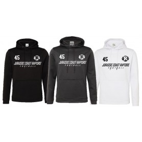 Jurassic Coast Raptors - Custom Performance Hoodie