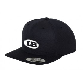 London Blitz - Embroidered Snapback Cap