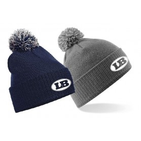 London Blitz - Embroidered Bobble Hat