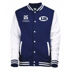 London Blitz - Customised Embroidered Varsity Jacket