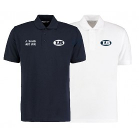 London Blitz - Customised Embroidered Players Polo Shirt