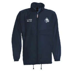 BU Bobcats - Customised Embroidered Lightweight Rain Jacket