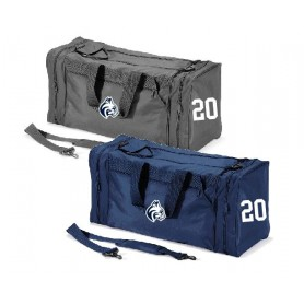 BU Bobcats - Embroidered And Printed Kit Bag