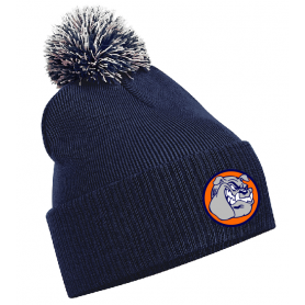 Meath Bulldogs - Embroidered Bobble Hat
