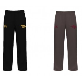 Pennine Panthers - Embroidered Open Bottom Joggers