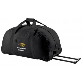 Pennine Panthers - Customised Wheelie Holdall