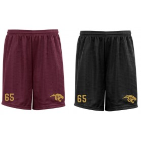 Pennine Panthers - Custom Embroidered Mesh Shorts