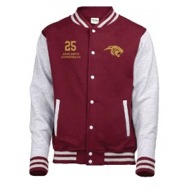 Pennine Panthers - Customised Embroidered Varsity Jacket