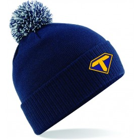 Teesside Steelers - Embroidered Bobble Hat