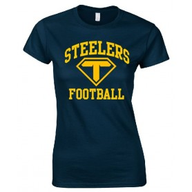 Teesside Steelers - Women's Fit Steelers Logo T Shirt