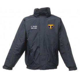 Teesside Steelers - Embroidered Heavyweight Dover Rain Jacket