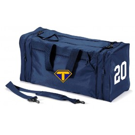 copy of Lincoln Colonials - Custom Embroidered And Printed Kit Bag