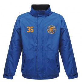 Lee Valley Lions IHC - Embroidered Heavyweight Dover Rain Jacket