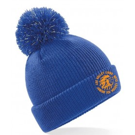 Lee Valley Lions IHC - Kids Embroidered Bobble Hat
