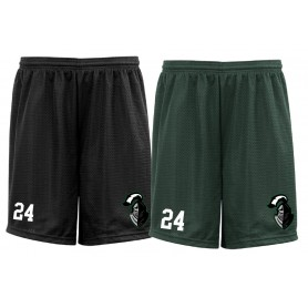 Worcestershire Black Knights - Embroidered Mesh Shorts