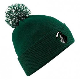 Worcestershire Black Knights - Embroidered Bobble Hat