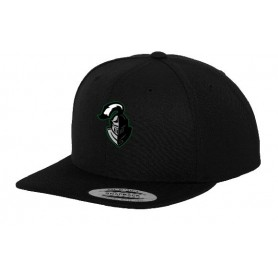 Worcestershire Black Knights - Embroidered Snapback