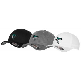 Chichester Sharks - Embroidered Flex Fit Cap