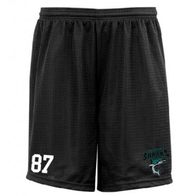 Chichester Sharks - Embroidered Mesh Shorts