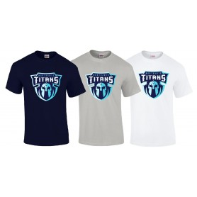 Northants Titans - Full Logo T Shirt