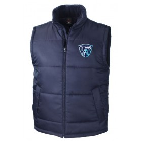 Northants Titans - Embroidered Bodywarmer