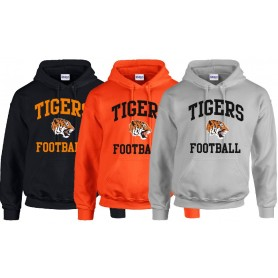 Thames Valley Tigers - Football Logo Hoodie