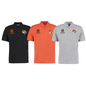 Thames Valley Tigers - Custom Embroidered Polo Shirt