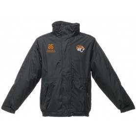 Thames Valley Tigers - Embroidered Heavyweight Dover Rain Jacket