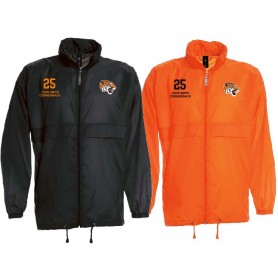 Thames Valley Tigers - Lightweight College Rain Jacket