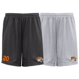 Thames Valley Tigers - Customised Embroidered Mesh Shorts
