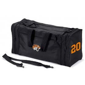 Thames Valley Tigers - Custom Embroidered And Printed Kit Bag