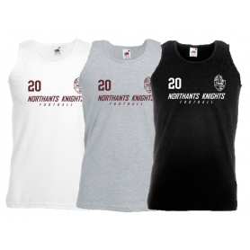 Northants Knights - Athletic Vest