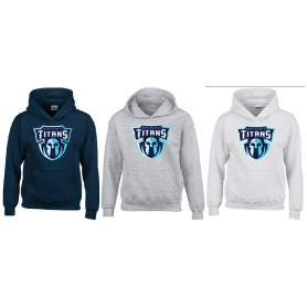 Northants Titans - Full Logo Youth Hoodie