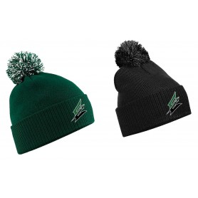 Exeter Demons - Embroidered Bobble Hat
