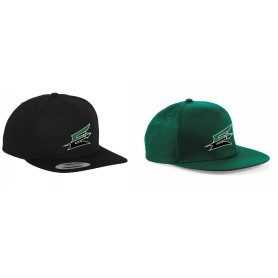 Exeter Demons - Embroidered Snapback Cap