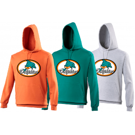 Poole Dolphins - Full Logo Hoodie