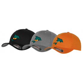 Poole Dolphins - Embroidered Flex Fit Cap