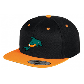 Poole Dolphins - Two Tone Embroidered Snapback
