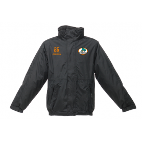 Poole Dolphins - Embroidered Heavyweight Dover Rain Jacket