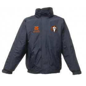 Grangemouth Fillies - Custom Embroidered Heavyweight Dover Rain Jacket
