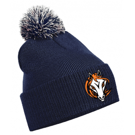 Grangemouth Fillies - Fillies Embroidered Bobble Hat
