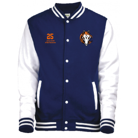 Grangemouth Fillies - Fillies Customised Embroidered Varsity Jacket
