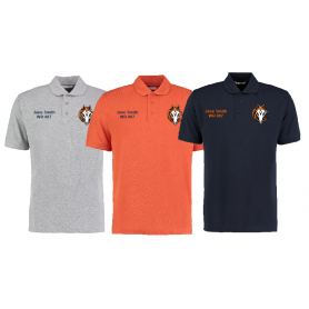 Grangemouth Fillies - Fillies Customised Embroidered Polo Shirt