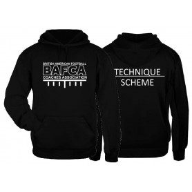 BAFCA - Technique Scheme Poly Fleece Hoodie