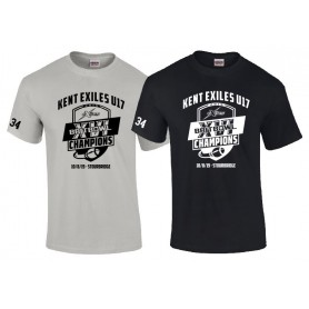 Kent Exiles - Kent Exiles Youth 2019 National Champs T Shirt
