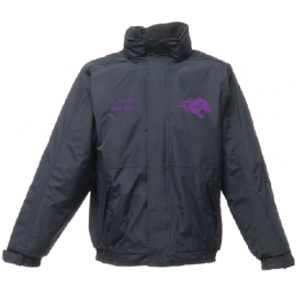 Brighton Panthers - Custom Embroidered Heavyweight Dover Rain Jacket