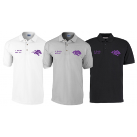 Brighton Panthers - Custom Embroidered Polo Shirt