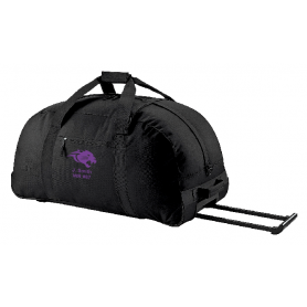 Brighton Panthers - Custom Embroidered Wheelie Holdall
