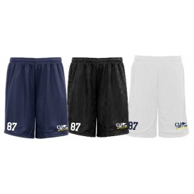 CU Jets Alumni - Custom Embroidered Mesh Shorts
