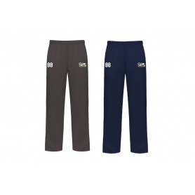 CU Jets Alumni - Embroidered Open Hem Joggers